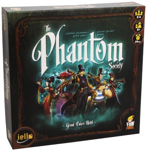 Preisvergleich Produktbild Funforge TPSUS01 - The Phantom Society Brettspiel, Englisch