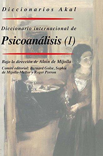 Diccionario Internacional de Psicoanálisis (dos tomos) (Diccionarios)