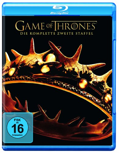 Bild von Game of Thrones - Staffel 2 [Blu-ray]