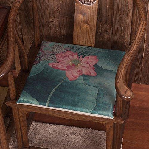 Vintage mogano divano cuscini/ nostalgia da pranzo