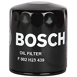 Bosch F002H234398F8 High Performance Spin-on Replacement Lube Oil Filter for Mahindra Scorpio