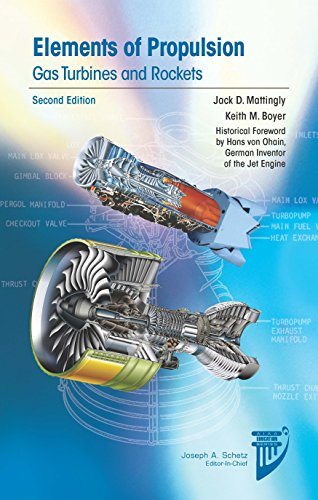 Elements of Propulsion: Gas Turbines and Rockets (AIAA Education Series) por Jack D. Mattingly