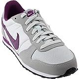 Nike Genicco, Baskets pour Femme, Femme, pr pltnm/mlbrry-WLF gry-White, 40.5 EU