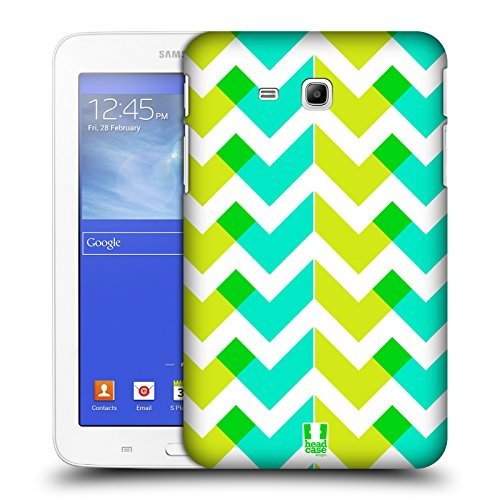 Head Case Designs Gris Camouflage Géométrique Étui Coque en Gel molle pour Apple iPhone 5 / 5s / SE Chaux Vert Et Sarcelle