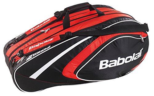 Babolat Schlägertaschen Racket Holder X12 Club Line Rot