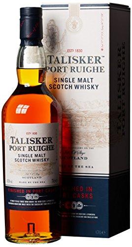 Talisker Port Ruighe Single Malt Scotch Whisky (1 x 0.7 l)
