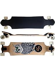"41x9,8"" Deluxe Longboard MAXOfit® Atomic No. 3, 104 cm, Drop Down"