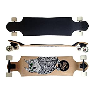 MAXOfit Deluxe Longboard Atomic