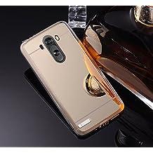 Funda LG G3Funda, Premium Carcasa de silicona para LG G3, [Lusso Espejo Efecto] surakey elegante Mirro Bling reflectante Ultra blanda TPU Funda Bumper LG G3Back Case Protección Trasera antiarañazos)