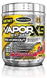 Muscletech Performance Series Vapor X5 Next Gen 30 Serv Fruit Punch Blast Acide Aminé Créatine