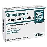 Omeprazol-ratiopharm SK 20 mg Kapseln, 14 St.