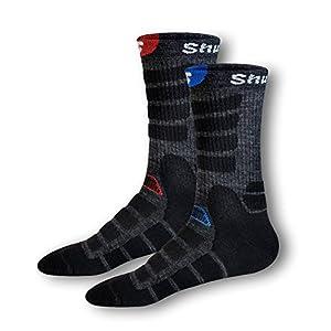 51SL3dpbZcL. SS300 Shushon, calze in lana Merino Descender per mountain biking, molto efficaci per MTB, lana merino extra fine, per uomini…
