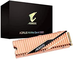 Gigabyte Aorus Nvme Gen4 Ssd 500 Gb Computers Accessories
