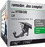 Rameder Attelage rotule démontable pour Hyundai i20 + Faisceau 7 Broches...