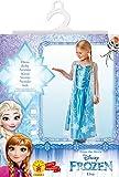 Rubie's 3620975 - Elsa Frozen Classic, Action Dress Ups und Zubehör, M (5-6Y) Test