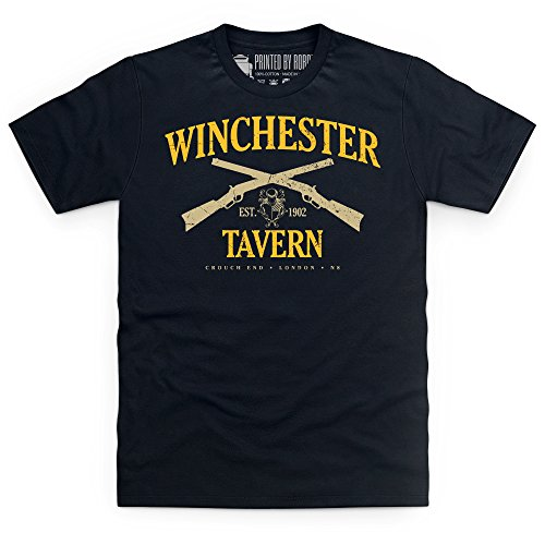 inspired-by-shaun-of-the-dead-winchester-tavern-t-shirt-uomo-nero-2xl