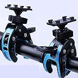jingpin Vélo Housse Support se pas Smartphone détruire ou rouiller. Le Vélo universel primé est équipé d'un écran 4.3–6.2pouces pour téléphones mobiles, la avec de Rues et de VTT, et avec motos et scooters est compatible. Rotation de 360°, rot