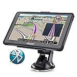 "GPS para coche pantalla de 7"" Nüvi con Bluetooth Gratis de Mapa de Europa Toda la Vida"