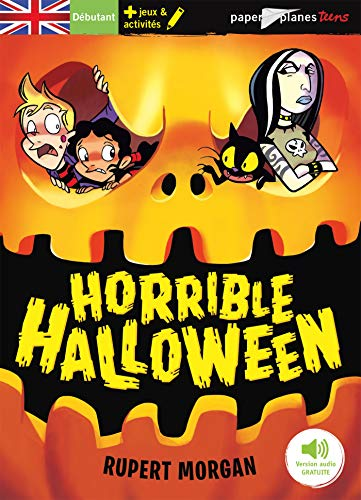 Horrible Halloween - Livre + mp3 par Rupert Morgan