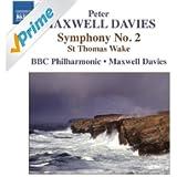 Maxwell Davies: Symphony No. 2 - St. Thomas Wake