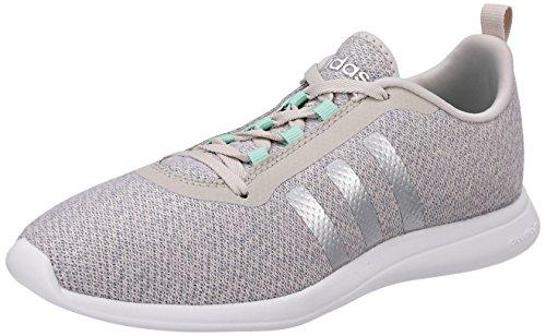 adidas Cloudfoam Pure W, Chaussures de Sport Femme Gris (Griper / Plamat / Verhie)