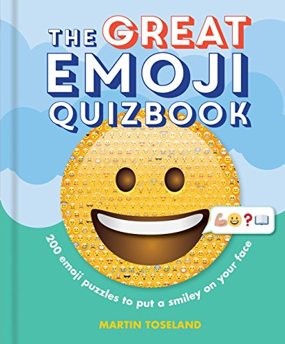 The Great Emoji Quizbook (English Edition) -
