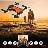 QUINTRA 2.4G 4CH Höhe Halten HD Kamera WIFI FPV RC Quadcopter Drone Selfie Faltbare