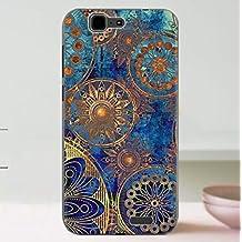 Prevoa ® 丨 Huawei G7 Funda - Colorful Silicona Protictive Funda Case para Huawei G7 5,5 Pulgadas Smartphone - 3