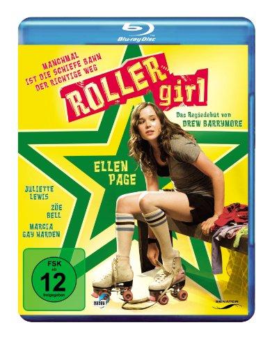 Roller Girl [Blu-ray] Austin Baseball