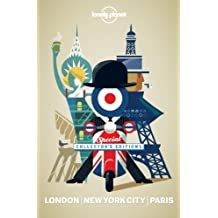 Lonely Planet City Box Set Limited Edition: London, New York & Paris (Travel Guide) by Lonely Planet (2013-09-13)