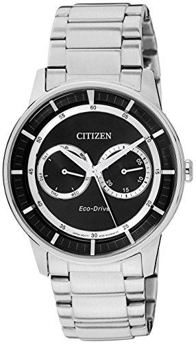 51SLB9WJVWL - Citizen BU4000 50E Eco Drive Mens watch