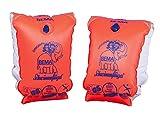 Happy People BEMA® Original Schwimmflügel, orange, Größe 0, 11-30 kg, 1-6 Jahre (3er Pack)