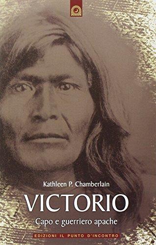 Zoom IMG-2 victorio guerriero e capo apache