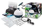 Orbis 30020 Power Studio, Hochwertiges Komplett-Set für kinderleichtes, sauberes, einfach Patrone einstecken und lossprühen, mit Kompressor und viel Zubehör Airbrush für Kids