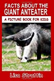 Facts About The Giant Anteater (A Picture Book For Kids)