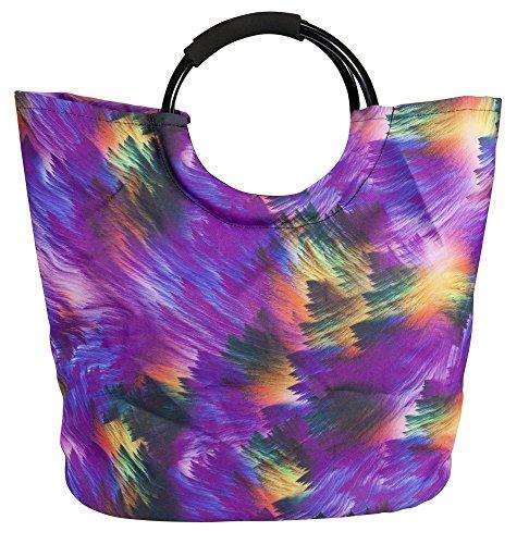 Betz Borsa per la spesa borsa da spiaggia borsa RIO misure 40x42cm diversi colori Arancione