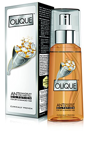Olique Hair Oils Olique Dry and Damaged Hair Oil