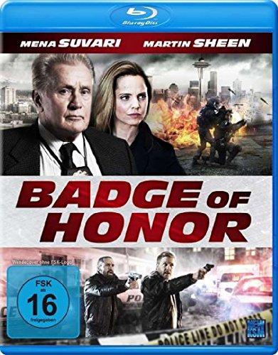 Badge of Honor (Blu-ray) Preisvergleich