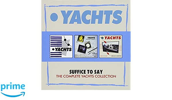 Image result for yachts suffice to say collection