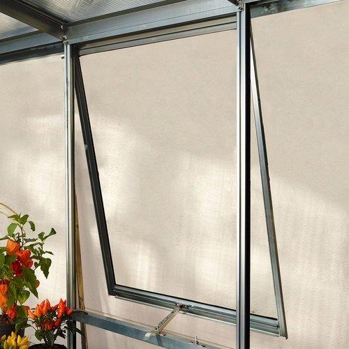 Vitavia Seitenfenster für Pergart Gewächshäuser (anthrazit, ESG)