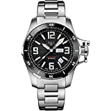 Mens Ball Engineer Hydrocarbon Airborne Chronometer Watch DM2076C-S1CAJ-BK