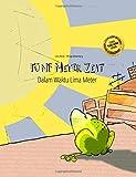 Fünf Meter Zeit/Dalam Waktu Lima Meter: Kinderbuch Deutsch-Indonesisch (bilingual/zweisprachig)