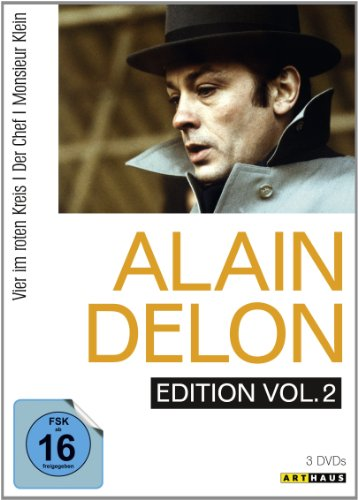 Bild von Alain Delon Edition - Vol. 2 [3 DVDs]