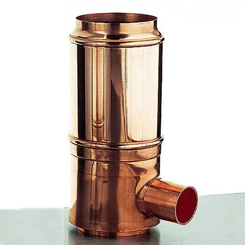 Regenwasser-Filter-Sammler aus Kupfer