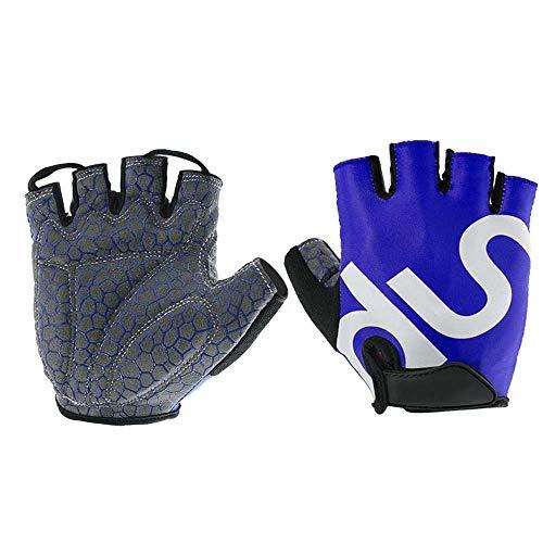 Turnhandschuhe - Fitnesshandschuhe Reck Anti-Rutsch-Trainingshandschuhe Verschleißfeste Kraftgeräte Sporthandschuhe (Home Gym Equipment Bench)