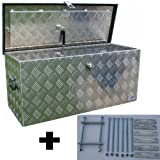 Truckbox D120 + MON 2014 Montagesatz, Werkzeugkasten, Deichselbox, Transportbox