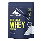 Multipower 100% Pure Whey Protein, lösliches Whey Proteinpulver - Best Reviews Guide
