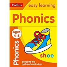 Phonics Ages 4-5 (Collins Easy Learning Preschool)