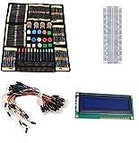 Electronique Composant Best Deals - Electronique fans Kit package de composant pour les cours Arduino Breadboard Kit