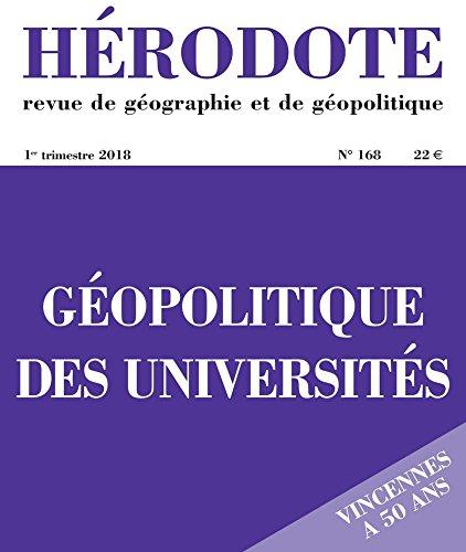 Géopolitique des universités par REVUE HÉRODOTE